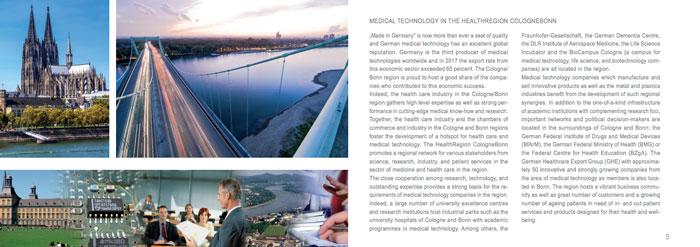 Medical Technology in Cologne-Bonn
